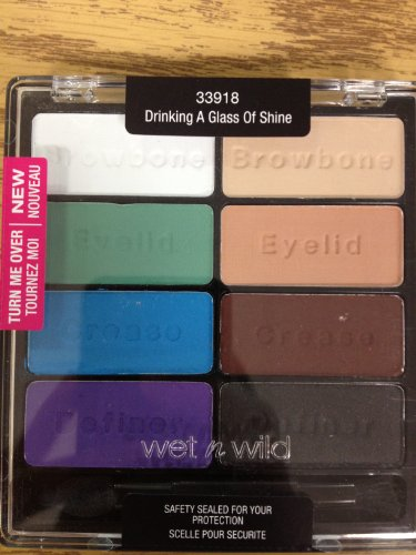 Wet n Wild 8 Color Pan ...