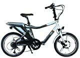ave E Bike Eagle 20 Zoll Herren mit Faltlenker soft soil Picture