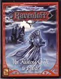 Van Richten's Guide to Ghosts (AD&D/Ravenloft Accessory RR5) (1560763515) by Connors, William W.