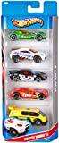 #6: Hot Wheels 5 Car Gift Pack (Styles May Vary)