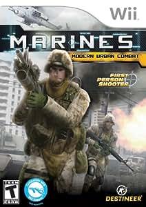 Marines Modern Urban Combat - Nintendo Wii
