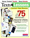 Texts and Lessons for Content-Area Re...