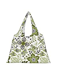Snoogg High Strength Reusable Shopping Bag Fashion Style Grocery Tote Bag Jhola Bag - B01B979W60