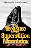 The Treasure of the Superstition Mountains (0393336107) by Jennings, Gary