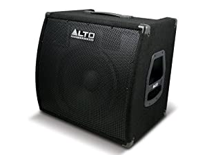 Alto Professional Kick 12 Professional 12-Inch Keyboard and Instrument Amplifier with Built-in Mixer and Alesis Effects