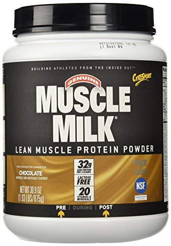 Muscle Milk Protein Powder Chocolate 0660726503270