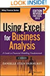 Using Excel for Business Analysis: A...