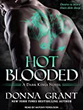 img - for Hot Blooded (Dark Kings) book / textbook / text book