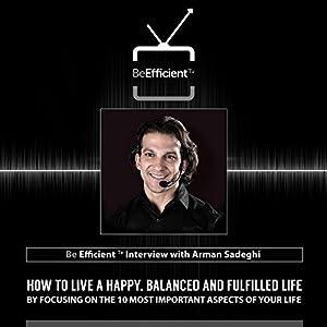 Be Efficient: TV Interview with Arman Sadeghi Radio/TV Program