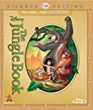 Image de The Jungle Book (Two-Disc Diamond Edition: Blu-ray / DVD + Digital Copy)