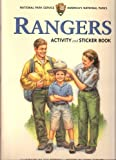 Rangers Activity and Sticker Book (National Park Service. Americas National Parks)
