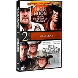 The Alamo: 13 Days to Glory / High Noon Part 2 (Alec Baldwin, James Arness, Lee Majors)