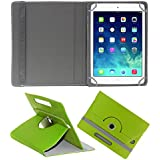 ACM ROTATING 360° LEATHER FLIP CASE FOR APPLE IPAD MINI 3 TABLET STAND COVER HOLDER GREEN