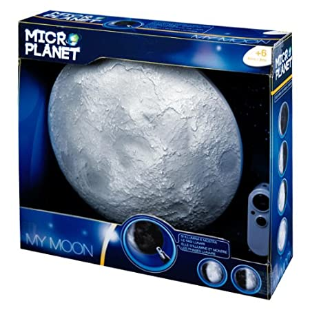 Microplanet - Lune Dans Ma Chambre