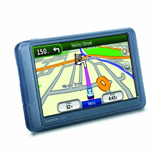 Garmin Nuvi 205W with UK and Ireland Mapping