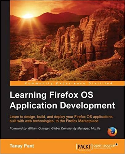 Learning Firefox OS Application Development cover