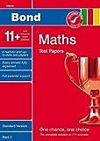 Bond 11+ Test Papers Maths Standard Pack 2 (Bond 10 Minute Tests Maths)