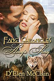 Fang Chronicles: Amy's Story (Fang Chronicles Book One 1)