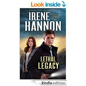 Lethal Legacy (Guardians of Justice Book #3): A Novel