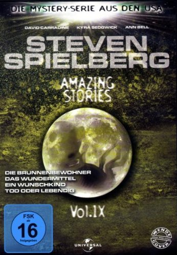 Amazing Stories Vol. 9