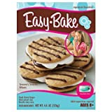 EASY BAKE OVEN SMORES SNACKS MIX