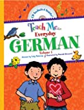 img - for Teach Me Everyday German (Teach Me Series) book / textbook / text book