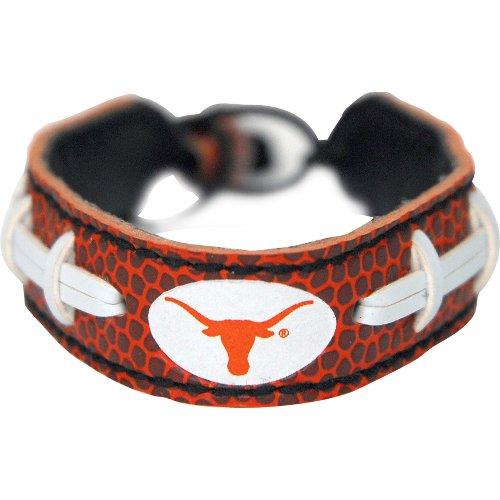Texas Longhorns Classic Football Bracelet