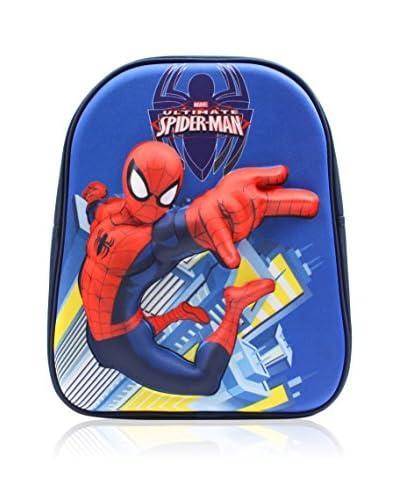 MARVEL Zaino Spider Web [Blu]