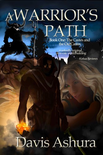 82% price cut! Davis Ashura epic fantasy A Warrior's Path (The Castes and the OutCastes)