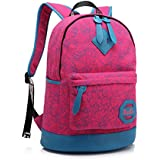 ZeleToile ® Printing Schoolbag Japanese-style school backpack schoolbag / backpack Rucksack computer 10-15.6 inches / backpack hiking trip leisure / School Backpack/girl's shoulder bag/teenagers bag casual/college bag/ Student backpack