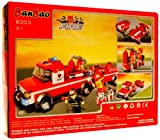 BanBao Fire Truck - 208 Pieces