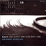 Bach: L'art de la fugue BWV 1080, Partita n�2 BWV 826