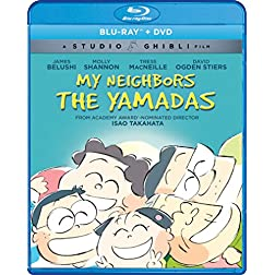 My Neighbors the Yamadas [Blu-ray]