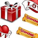 The Cadbury Crunchie Love Box By Moreton Gifts