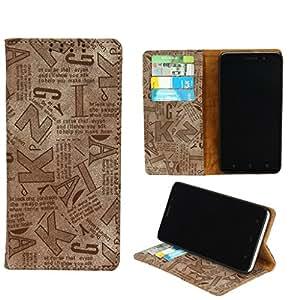 D.rD Flip Cover designed for GIONEE ELIFE E7