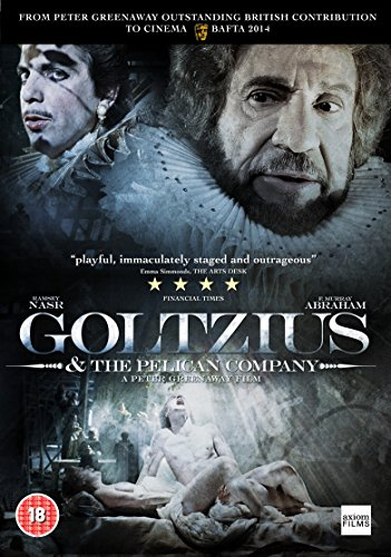 Goltzius And The Pelican Company [DVD]