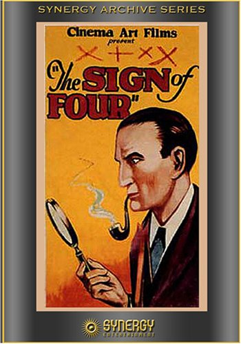 Sherlock Holmes: The Sign of Four Art House DVD