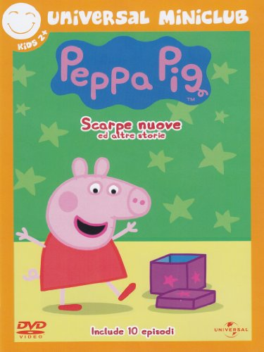 Peppa Pig - Scarpe Nuove