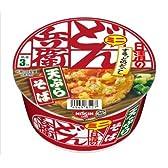 日清食品日清のどん兵衛天ぷらそばミニ [西]46g×24(12×2)食入