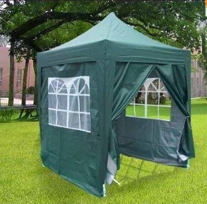 Quictent 6.6x6.6' EZ Pop Up Party Wedding Canopy Tent Gazebo G