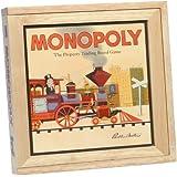 Monopoly Nostalgia Wooden Edition