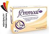 FEMMOAL PLUS Folsäure Schwangerschaft - Vitamine von Kinderwunsch bis Stillzeit - Hergestellt in Deutschland - DHA