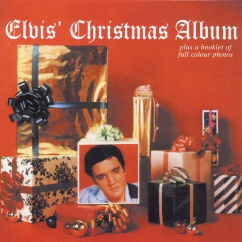 Elvis' Christmas Album artwork