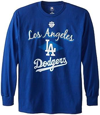 MLB Los Angeles Dodgers Men's 58T Long Sleeve Tee