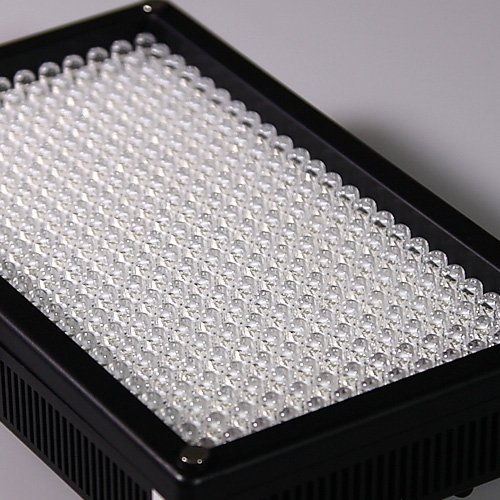 Led 312 Daylight Video Light Panel With Built-In Dimmer For Camera And Camcorder