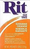 マックスポイント 家庭用染料 Rit パウダータイプ No.43 サンシャインオレンジ
