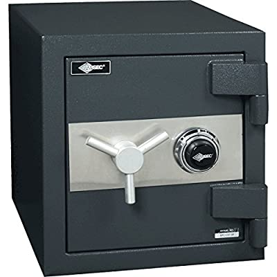 Amsec CSC1413E1 CSC Series Burglary and Fire Composite Safe with Electronic Lock