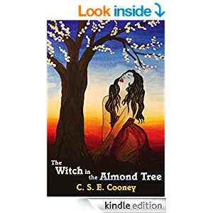 witch in the almond tree by cse cooney