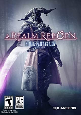 Final Fantasy XIV: A Realm Reborn Collector's Edition + 10 Credit [Download]