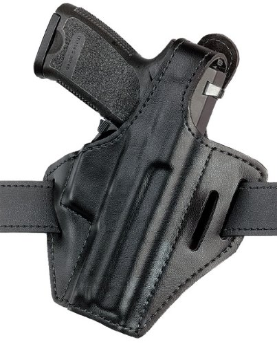 Safariland 328 Pancake Style Concealment Holster, Black Plain Right Hand 328-283-61 from Safariland